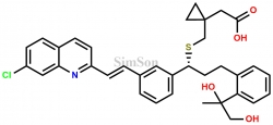 Montelukast 1,2-Diol (Mixture of Diastereomers)