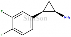 (1R,2S)-2-(3,4-Difluorophenyl)cyclopropanamine