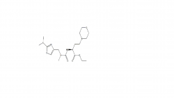 (S)-Ethyl 2-[3-(2-Isopropyl-thiazol-4-ylmethyl)-3-methylureido]-4-morpholin-4-yl-butanoate