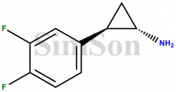 (1S,2R)-2-(3,4-Difluorophenyl)-cyclopropanamine