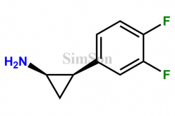 (1R,2R)-2-(3,4-Difluorophenyl)-cyclopropanamine