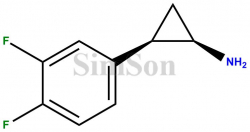 (1S,2S)-2-(3,4-Difluorophenyl)-cyclopropanamine