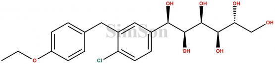Dapagliflozin Open Ring impurity