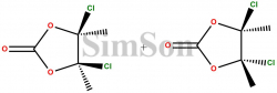 mixture of Cis and Trans (4,5-Dichloro-4,5-dimethyl-1,3-dioxolan-2-one )