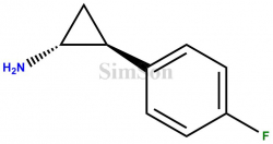 (1R,2S)-2-(4-fluorophenyl)cyclopropanamine