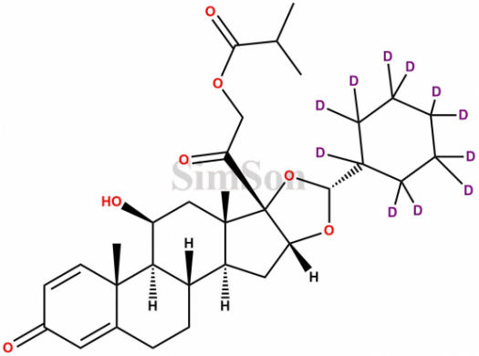 Ciclesonide-D11