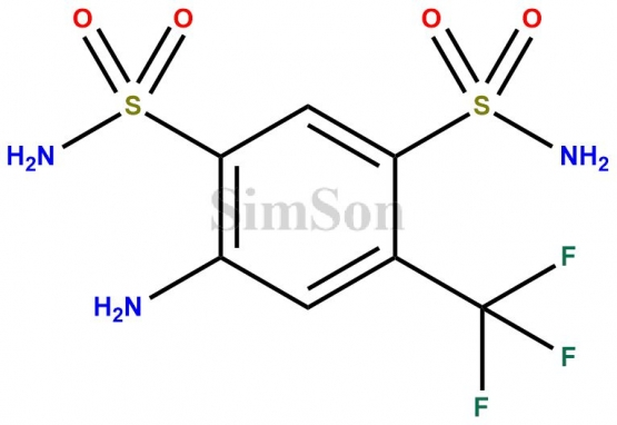 Bendroflumethiazide EP Impurity A