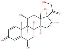 6-Hydroxy Dexamethasone (Mixture of Diastereomers)