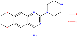 Terazosin Related Compound A (HCl Salt)