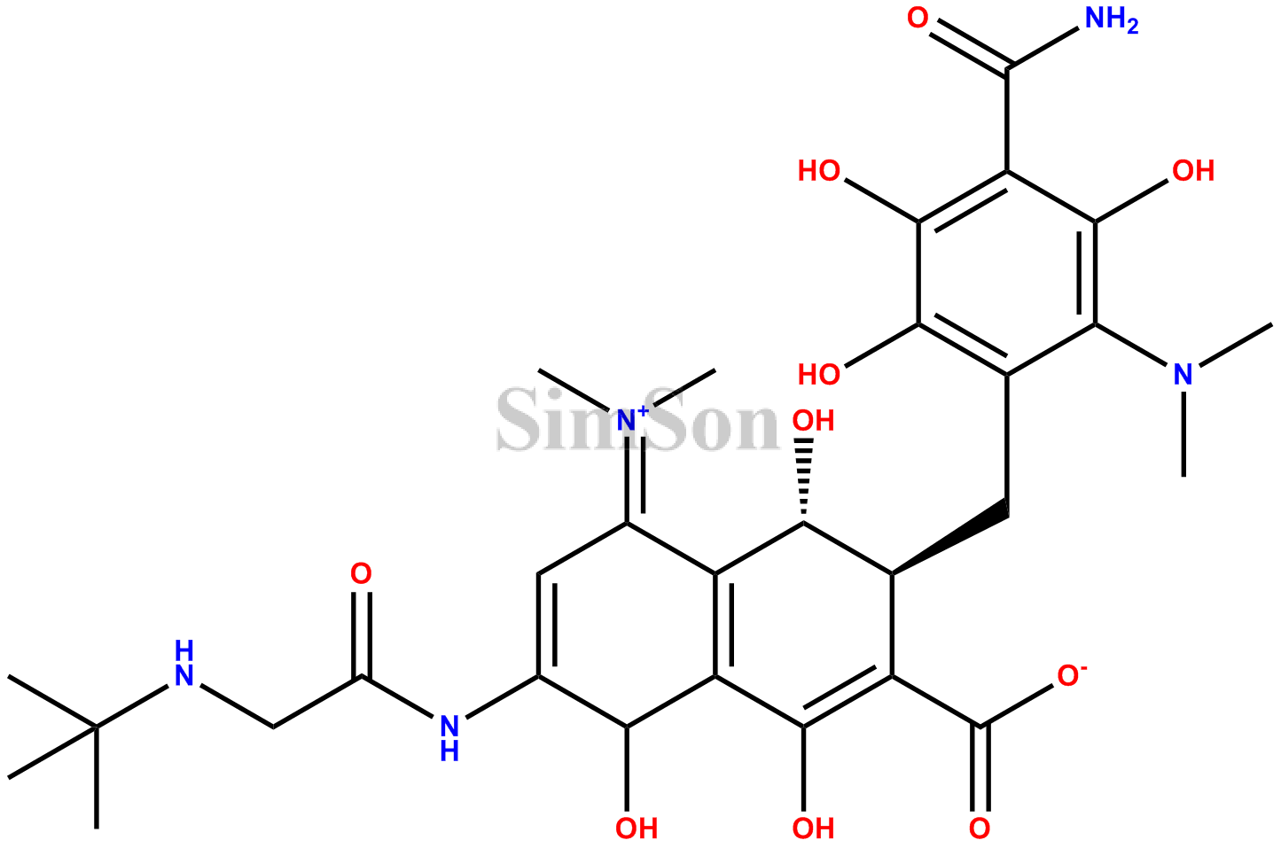 Tigecycline Open Ring Impurity