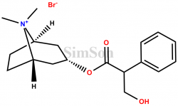 Methylatropine Bromide